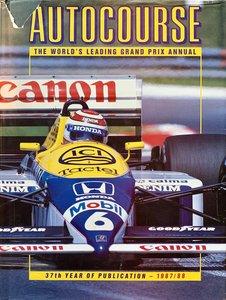 Autocourse 1987-88